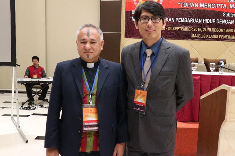 PCT Menemani Persidangan GKI SW Jabar