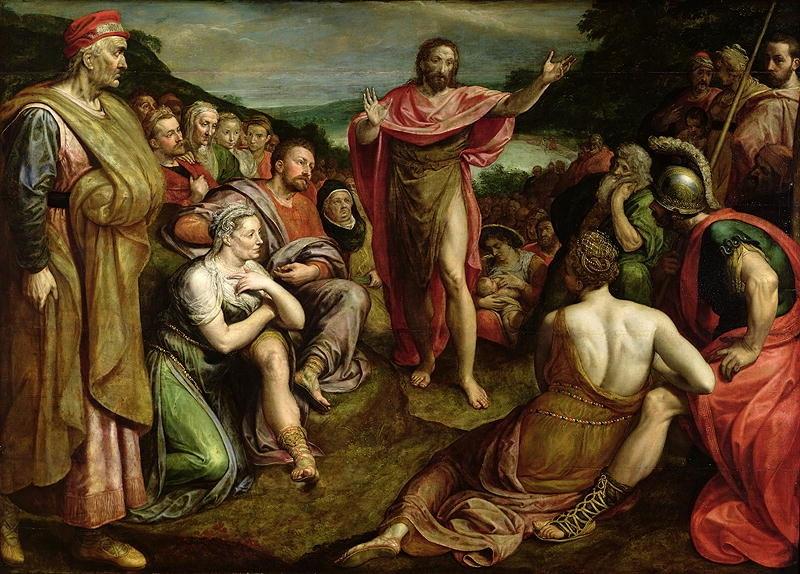 Berita Adven dari Yohanes Pembaptis