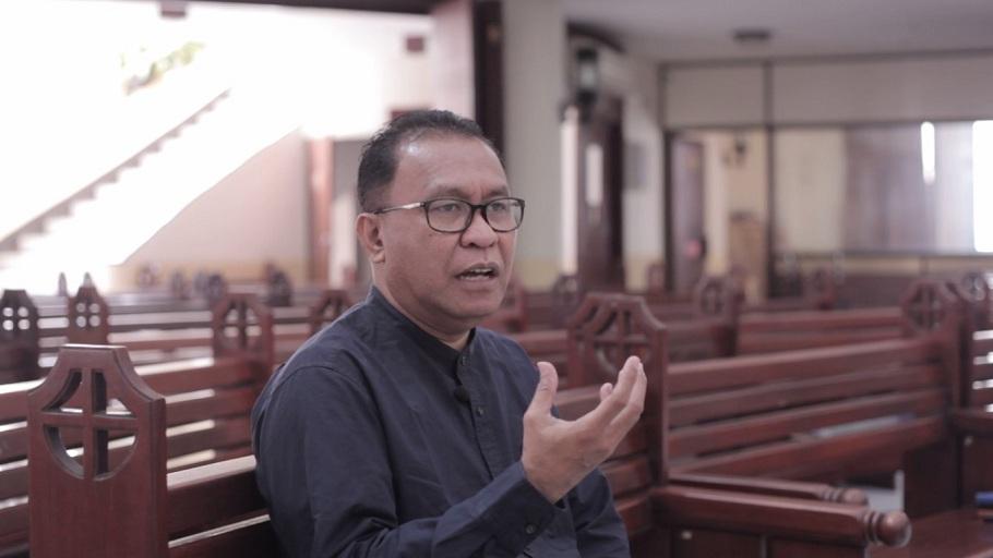 Pdt Patty: Gereja Belum Lahir Baru