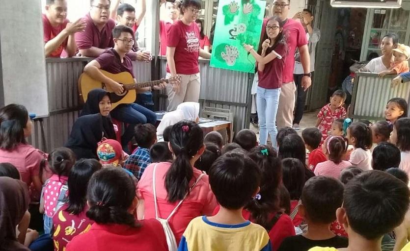 The Journey Pemuda GKI Kavling Polri di Cianjur