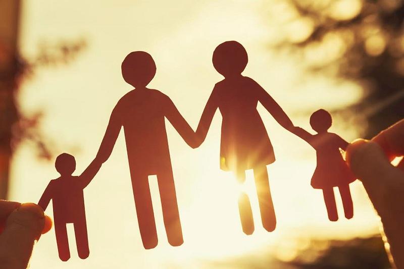 Cinta Tuhan Dasar Cinta Keluarga