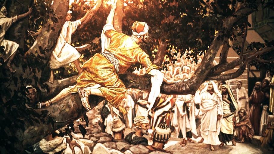 Zakheus dan Keadilan