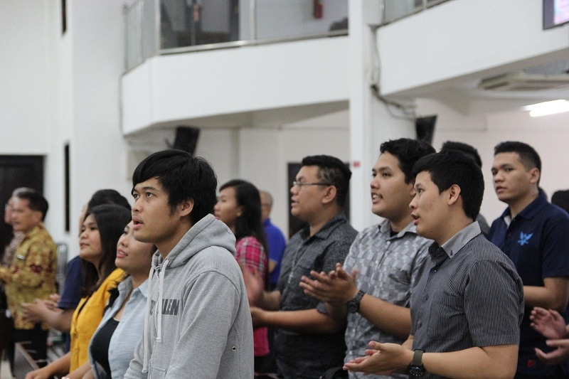 Inagurasi Komisi Pemuda Klasis Banten
