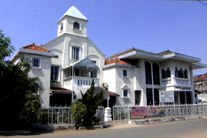 GKI Indramayu 160 Tahun