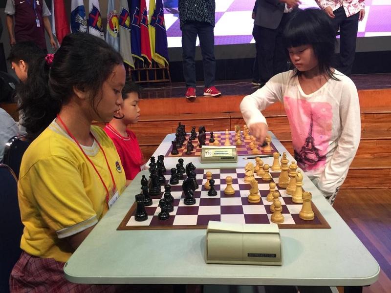Mencari Pecatur Baru di Chess in School BPK Penabur Jakarta