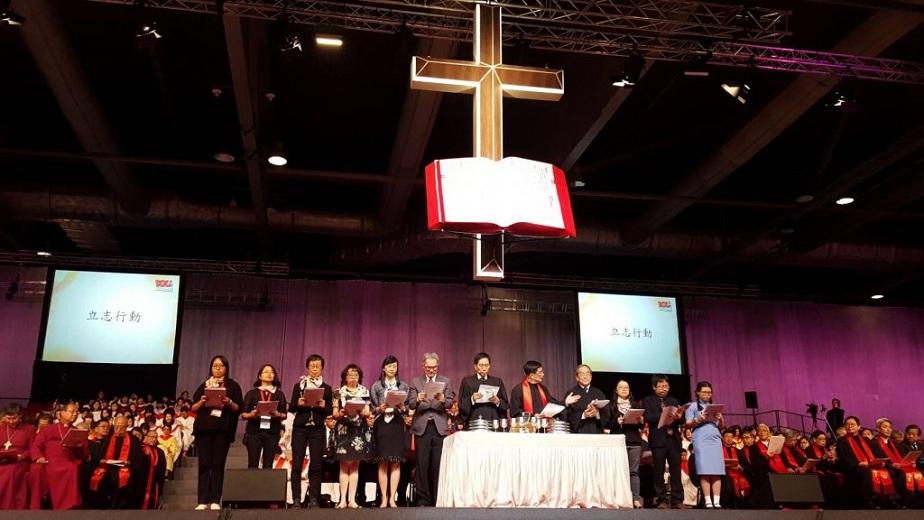Wajah Kristen Asia (1)