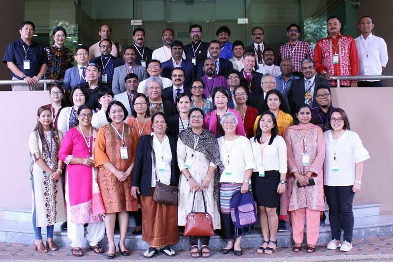 Wajah Kristen Asia (2)