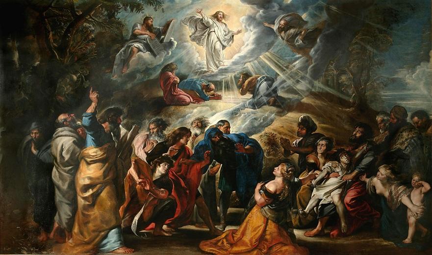 Minggu Transfigurasi dan Mendidik Generasi