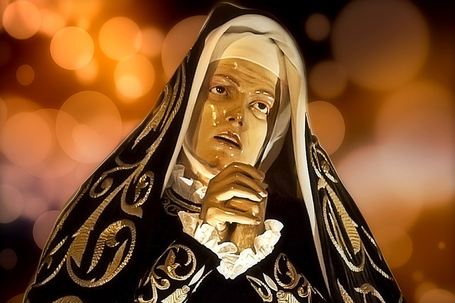 [Merdeka dari Kebencian]: Doa Biarawati untuk Anak yang Dijatuhi Hukuman Mati