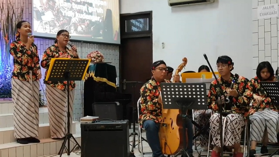 Bulan Musik di GKI Bekasi Timur
