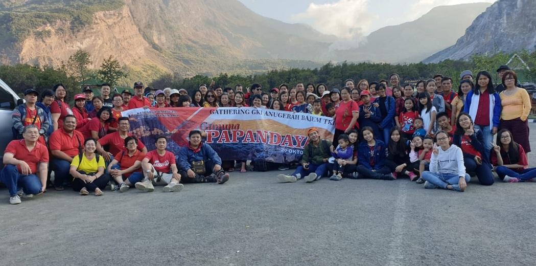 Family Gathering GKI Anugerah Bajem TKI