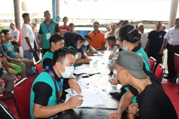 YGKI Bakti Sosial di LP Cipinang
