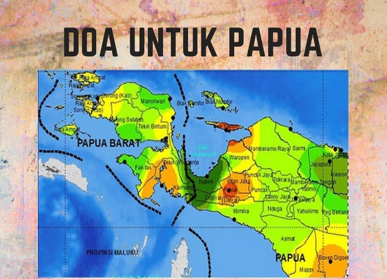 Doa untuk Papua