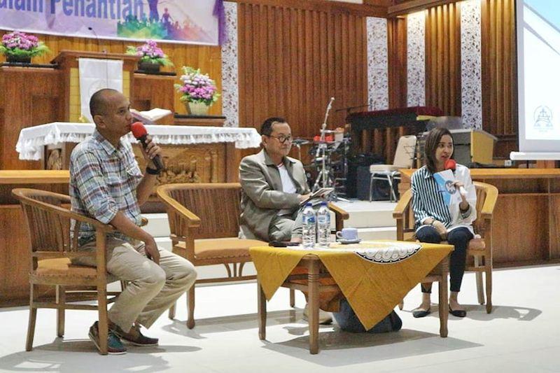 Talkshow Dewasa Muda GKI Agus Salim