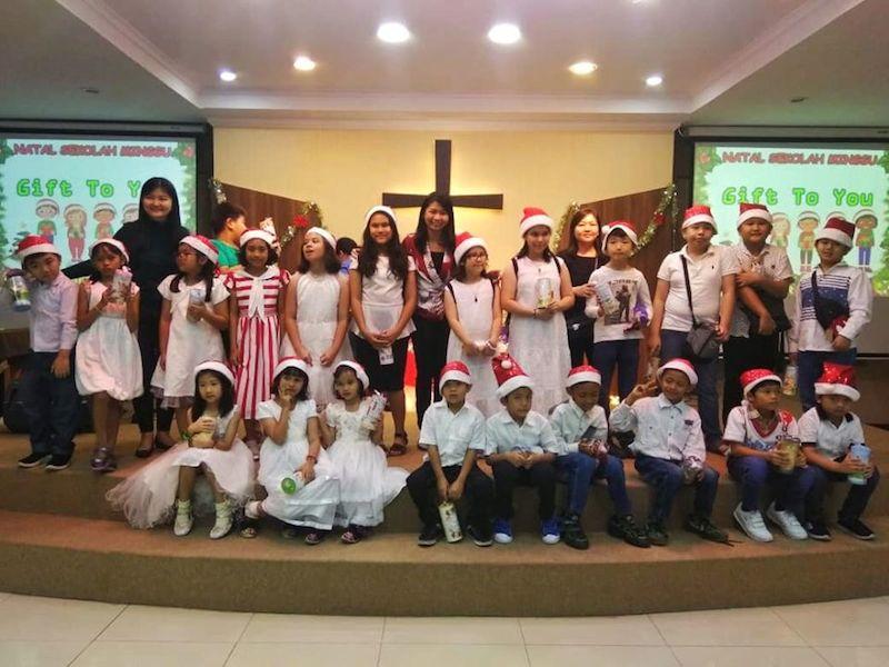 Natal Anak GKI Pekanbaru