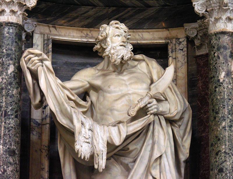 Akhir Hidup Dua Belas Murid Yesus: Bartolomeus
