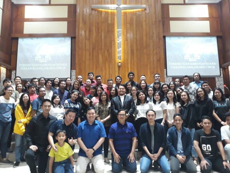 Persekutuan Gabungan Pemuda Klasis Jakarta Timur