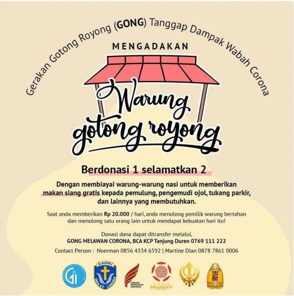 Warung Gotong Royong