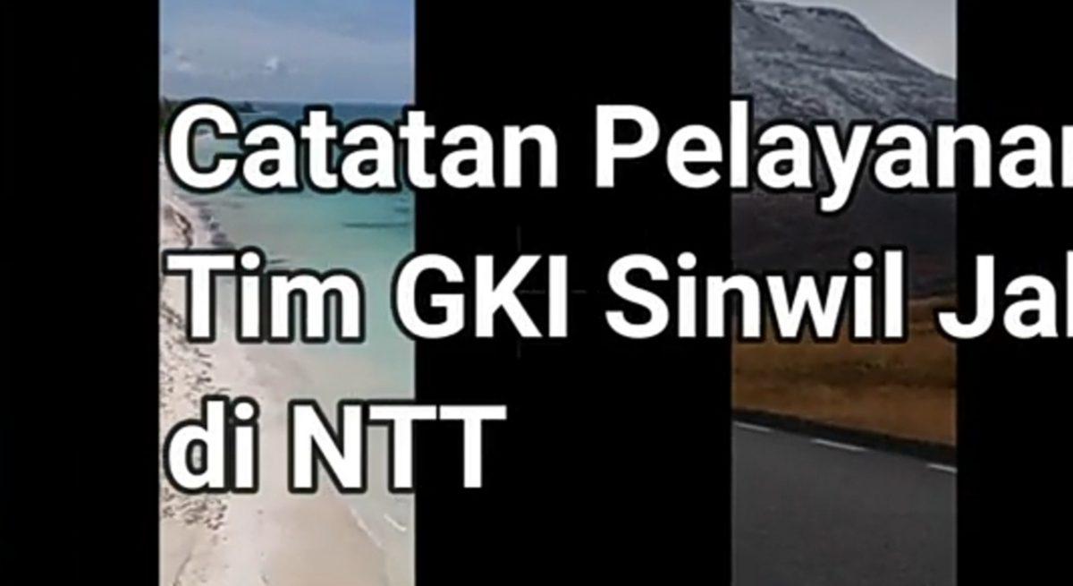 Updating Pelayanan Tim GKI di NTT